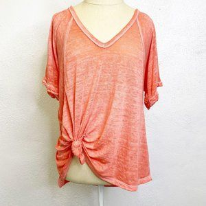 We The Free Coral Burn Out Size XS